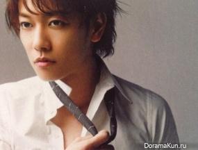 Sato Takeru для CanCam May 2014