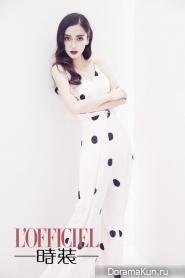 Angela Baby для L'Officiel Hommes February 2014