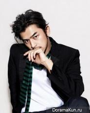 Bolin Chen для Vogue March 2014