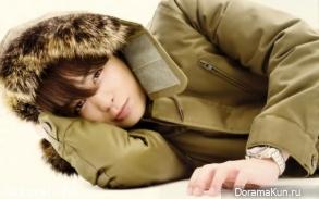 Sakurai Sho (Arashi) для The Television February 2014