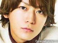 Kazuya Kamenashi FINEBOYS 2014