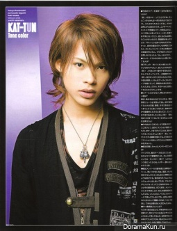 KAT-TUN для Wink Up 2007