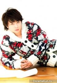 Sakurai Sho для H vol.116 March 2014
