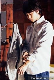 Sakurai Sho для ROLa March 2014