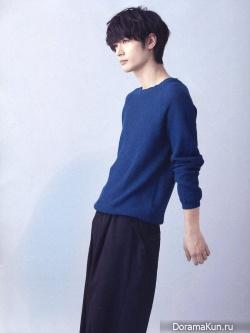 Haruma Miura для SODA 2014