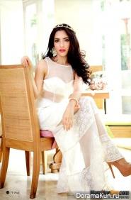 Pinky Sawika Chaiyadech для TV POOL Fabruary 2014