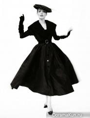 Shu Qi для Vogue January 2014