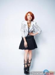 Rainie Yang для BELLA August 2013
