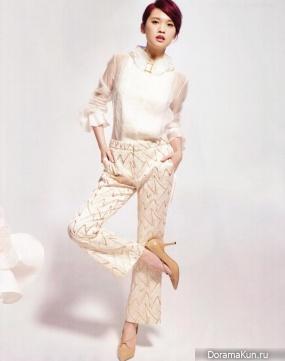 Rainie Yang для Marie Claire June 2013