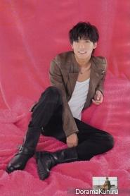 Nishikido Ryo для TV navi November 2013