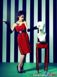 Rainie Yang для Marie Claire July 2013