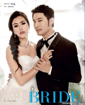 Sririta Jensen и Aun Wittaya для BRIDE May 2013
