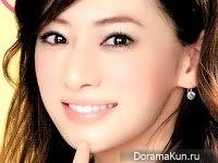 Kitagawa Keiko для MORE March 2014
