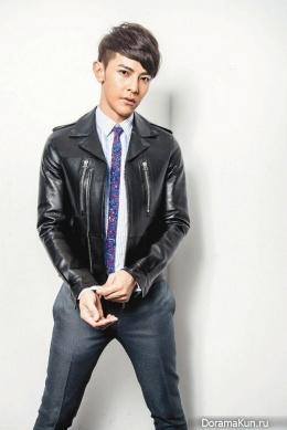 Jiro Wang для LANVIN 2014