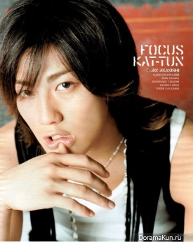 KAT-TUN для Wink Up 2006