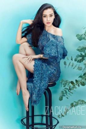 Angela Baby для Cosmopolitan May 2014