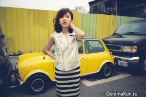 Ivy Chen для Marie Claire June 2014