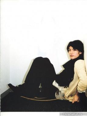 Haruma Miura для ACT January 2014