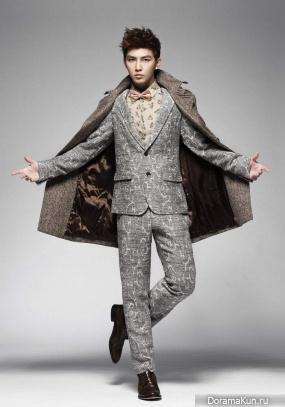 Aaron Yan для STAR 2013