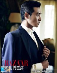 Lu Yi для Bazaar March 2014