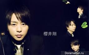 Sakurai Sho для ZOOM April 2014