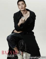 Mark Chao для Harper's Bazaar Fabruary 2014