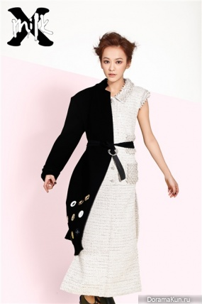 Ivy Chen для MILK February 2014