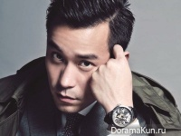 Joseph Chang для Men's UNO February 2014