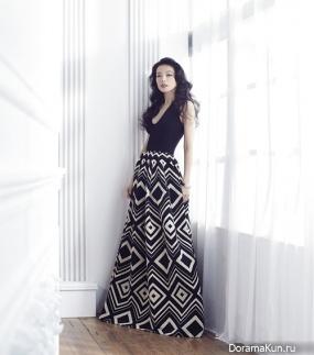 Shu Qi для VOGUE March 2014
