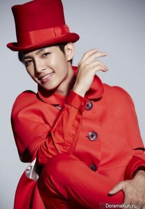 Aaron Yan для Drama Album May 2014