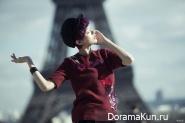 Guo Xue Fu для Vogue June 2014