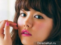 Kiritani Mirei для Non-no Desember 2014