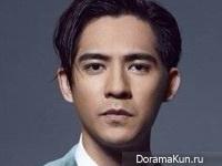 Vic Zhou для Men's Uno November 2014