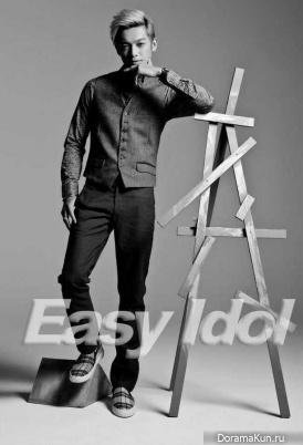 Calvin Chen for Easy Idol November 2014