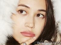 Kiko Mizuhara для The Celebrity December 2014