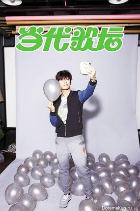 Aaron Yan для POP Music December 2014