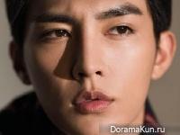 Aaron Yan для Vogue October 2014