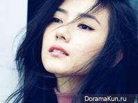 Gao Yuanyuan для Bazaar October 2014