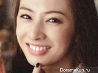 Kitagawa Keiko для More September 2014