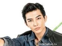 Aaron Yan для Milk September 2014