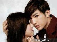 Aaron Yan равно Beatrice Fang чтобы C-Pop September 0014