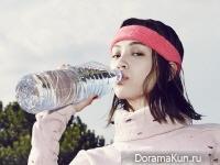 Kiko Mizuhara для Cosmopolitan October 2014