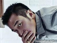 Joseph Chang для Elle August 2014