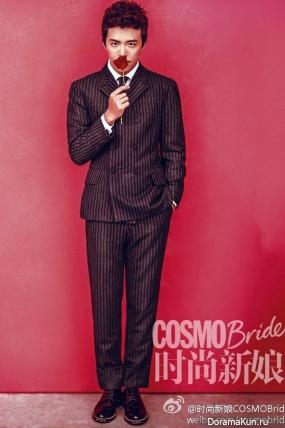 Li Yundi для COSMO Bride October 2014