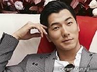 Zhang Liang для COSMO Bride October 2014