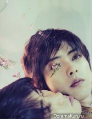 Yamashita Tomohisa для AJ April 2015