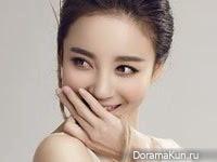 Liu Yuxin для Cosmo Bride April 2015