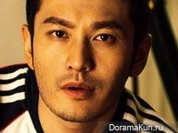 Huang Xiao Ming для Grazia April 2015