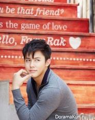 Mark Prin Suparat для IN December 2014