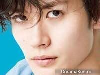 Miura Haruma для FINEBOYS September 2015